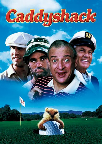 Caddyshack on Netflix UK