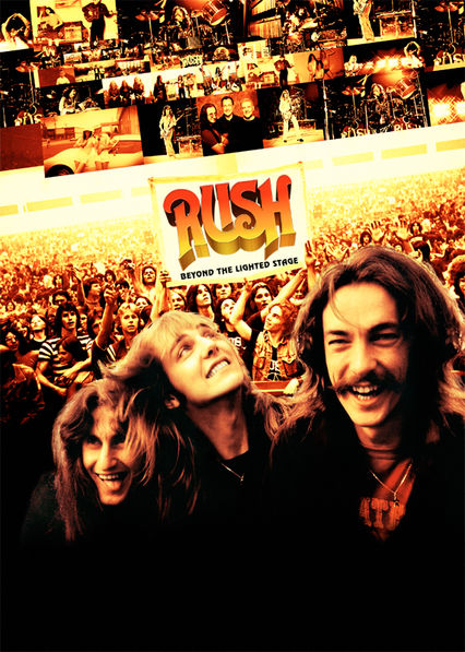 Rush: Beyond the Lighted Stage on Netflix UK