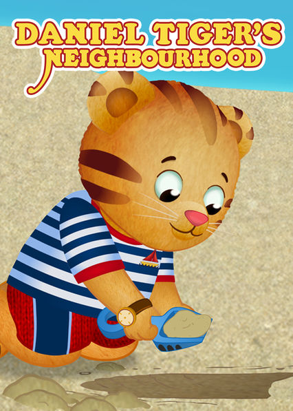 Daniel Tiger's Neighbourhood on Netflix UK
