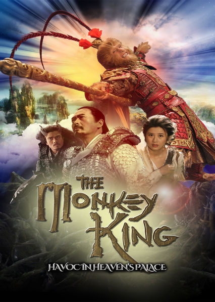 The Monkey King: Havoc in Heaven's Palace on Netflix UK