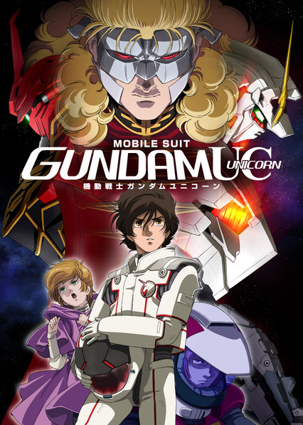 Mobile Suit Gundam UC on Netflix UK