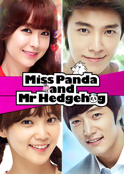 Miss Panda & Mr. Hedgehog on Netflix UK