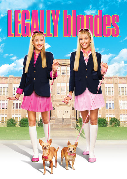 Legally Blondes on Netflix UK