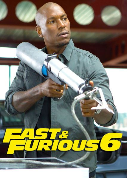 Fast & Furious 6 on Netflix UK