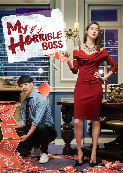 My Horrible Boss (Ms. Temper & Nam Jung-Gi )