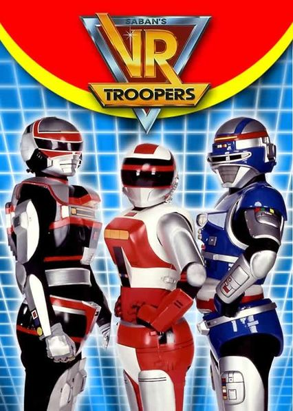 V.R. Troopers on Netflix UK