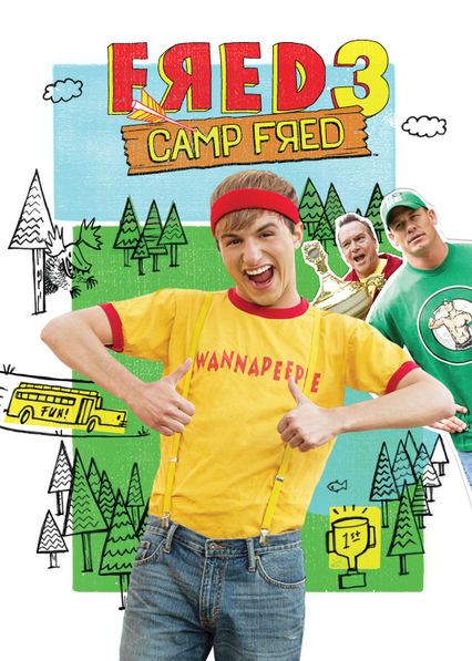 Fred 3: Camp Fred on Netflix UK