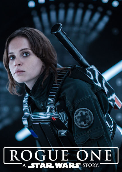Rogue One: A Star Wars Story on Netflix UK