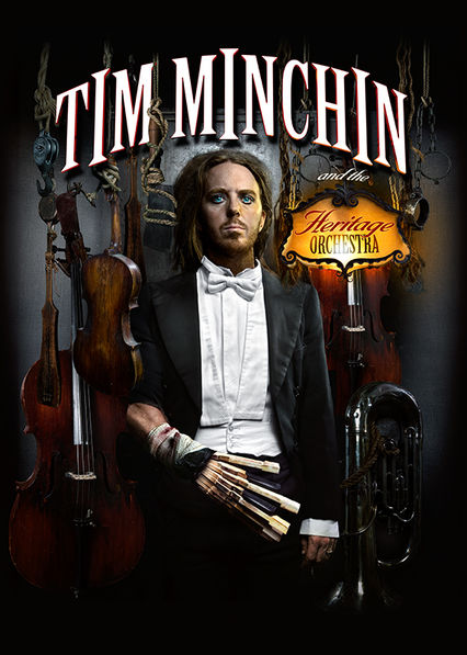 Tim Minchin And The Heritage Orchestra Live on Netflix