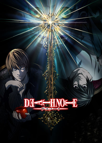 Death Note on Netflix UK