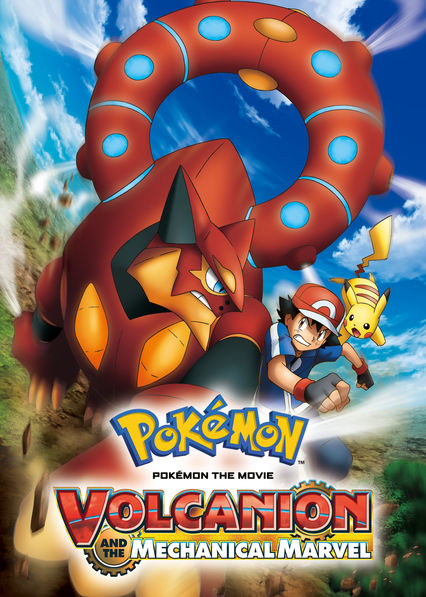 Is Pokemon The Movie Volcanion And The Mechanical Marvel Aka