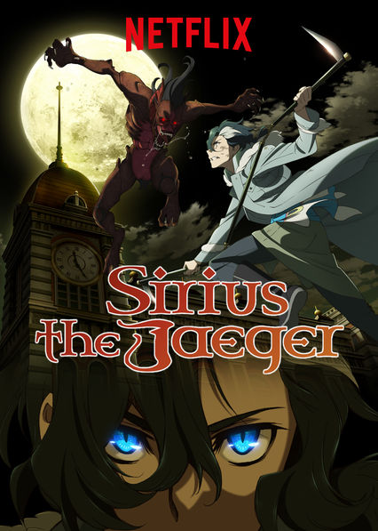 Sirius the Jaeger on Netflix UK