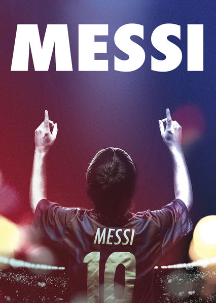Messi on Netflix UK