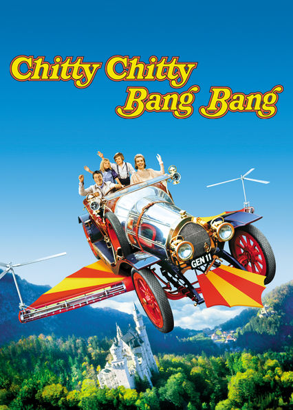 Chitty Chitty Bang Bang on Netflix UK