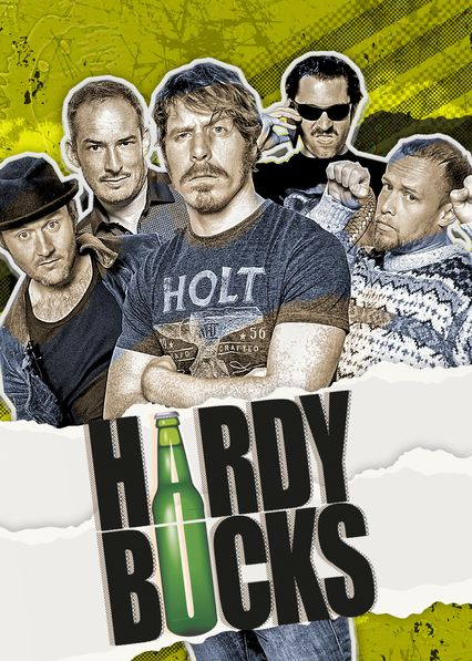 Hardy Bucks on Netflix UK