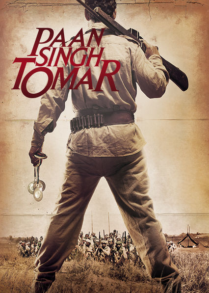 Paan Singh Tomar on Netflix UK