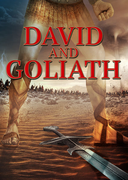 David and Goliath on Netflix UK
