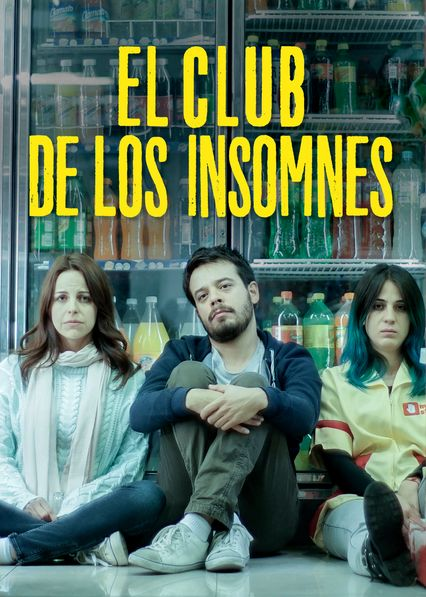 El club de los insomnes on Netflix UK