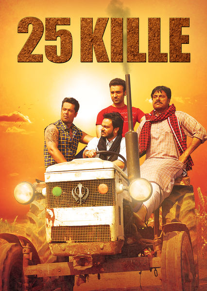 25 Kille on Netflix UK