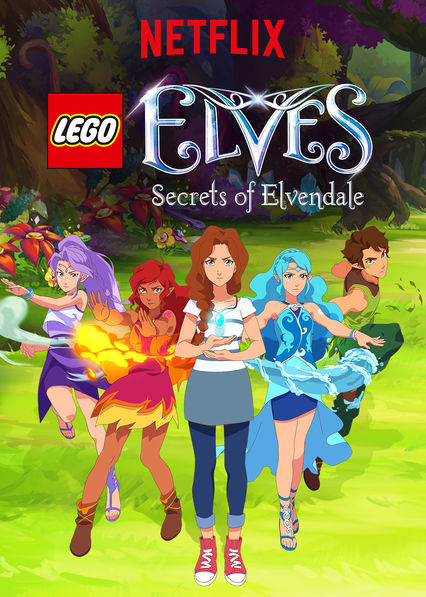 LEGO Elves: Secrets of Elvendale on Netflix UK