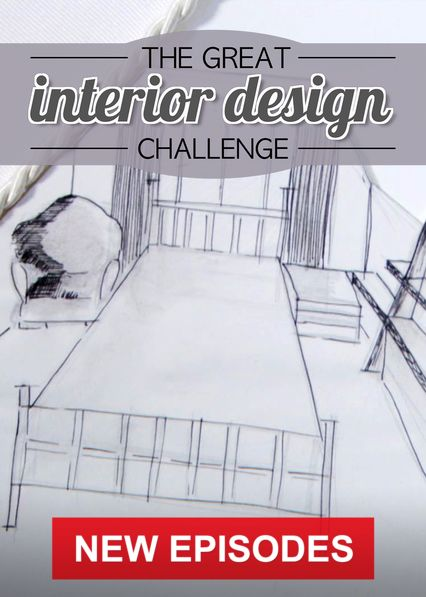 Great Interior Design Challenge on Netflix UK