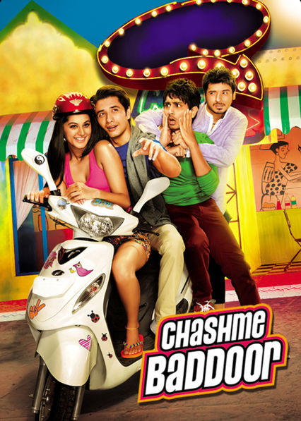 Chashme Buddoor on Netflix UK