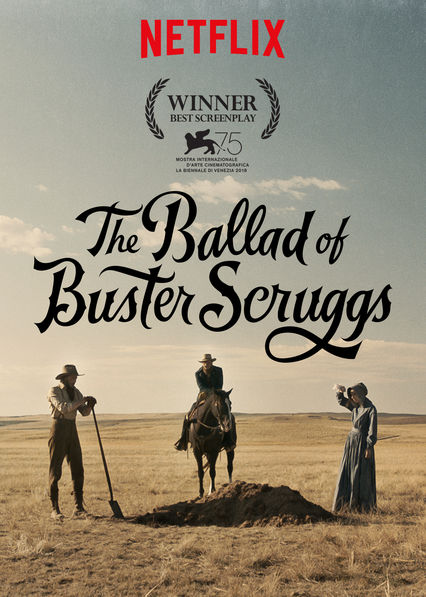 The Ballad of Buster Scruggs on Netflix UK