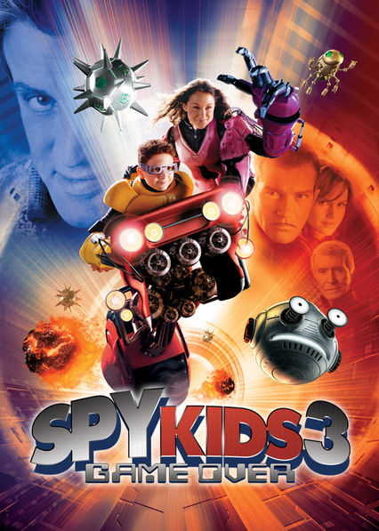 Spy Kids 3: Game Over on Netflix UK