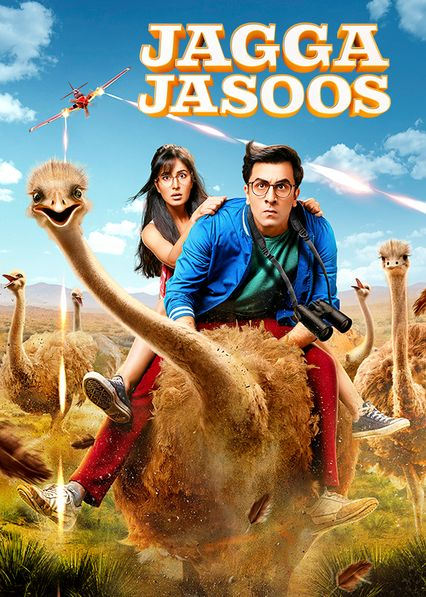 Jagga Jasoos on Netflix