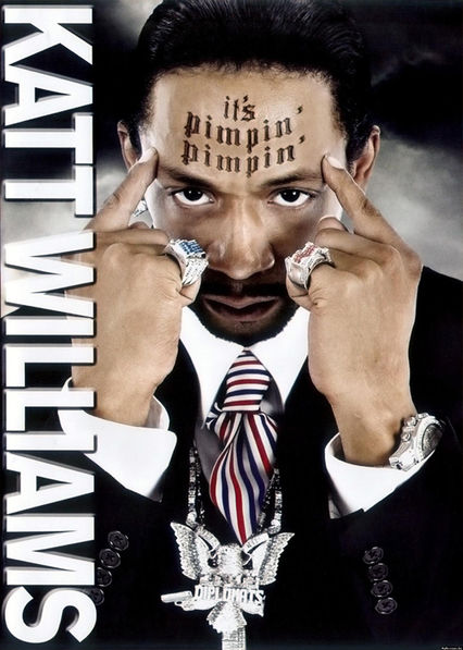 Katt Williams: It's Pimpin' Pimpin' on Netflix UK