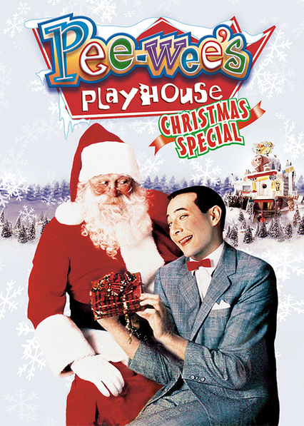 Pee-wee's Playhouse: Christmas Special on Netflix UK