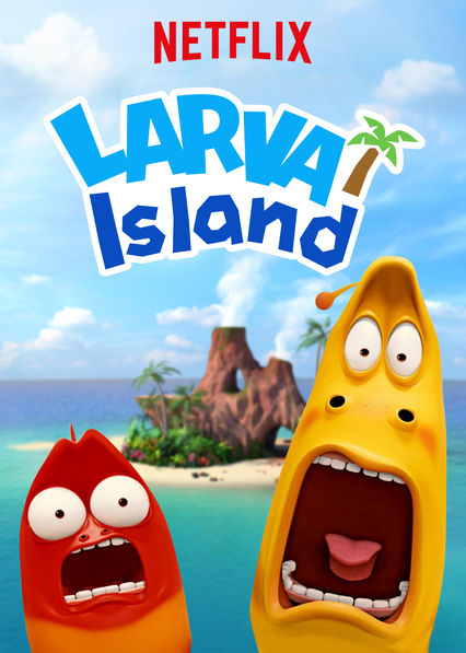 Larva Island on Netflix UK