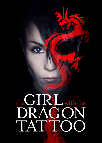 The Girl with the Dragon Tattoo on Netflix UK