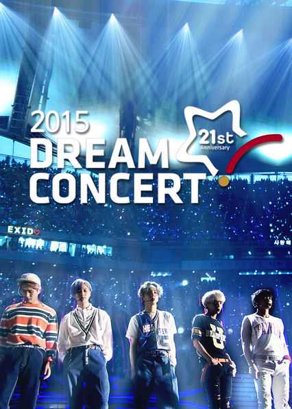 2015 Dream Concert on Netflix UK