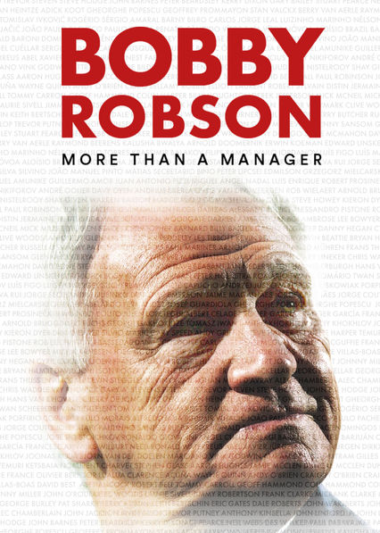 Bobby Robson: More Than a Manager on Netflix UK