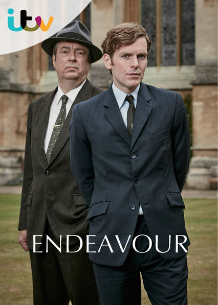 Endeavour on Netflix UK