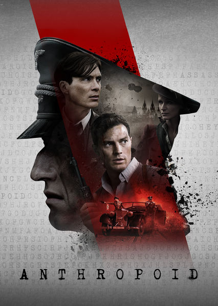Anthropoid on Netflix UK