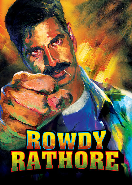 Rowdy Rathore on Netflix UK
