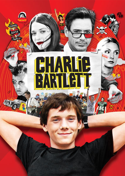 Charlie Bartlett on Netflix UK