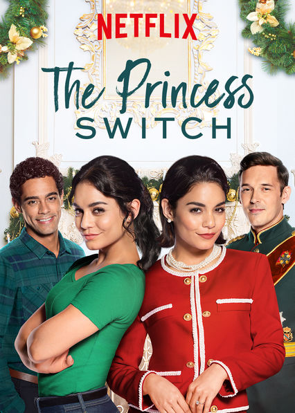 The Princess Switch on Netflix UK