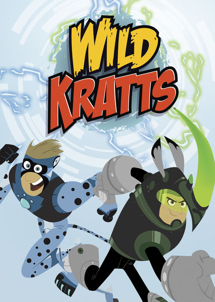Wild Kratts on Netflix UK
