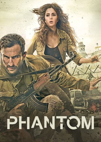 Phantom on Netflix UK