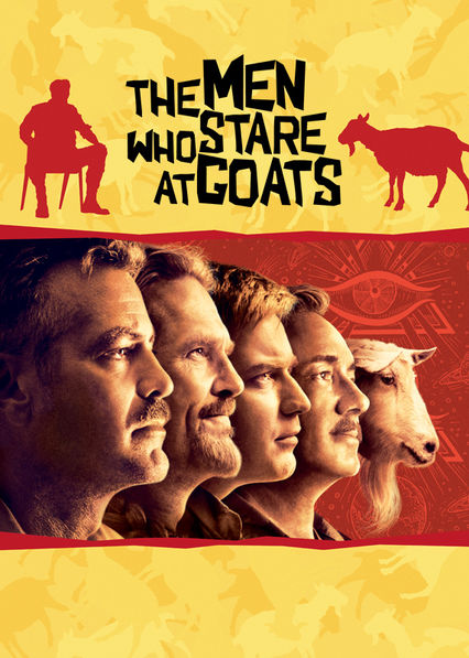 The Men Who Stare at Goats on Netflix UK