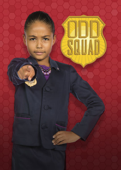 Odd Squad on Netflix UK