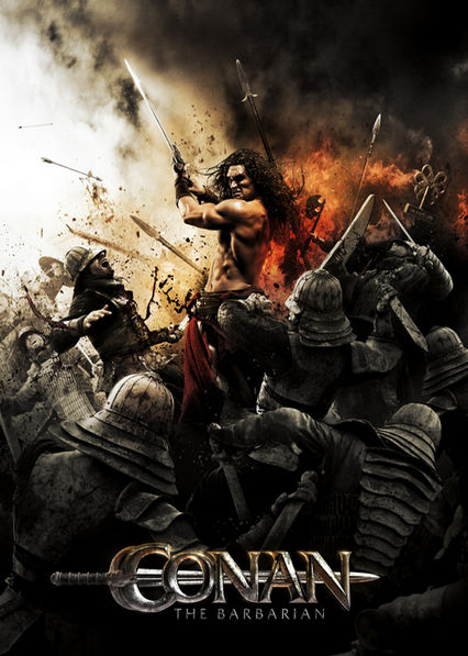 Conan the Barbarian on Netflix UK