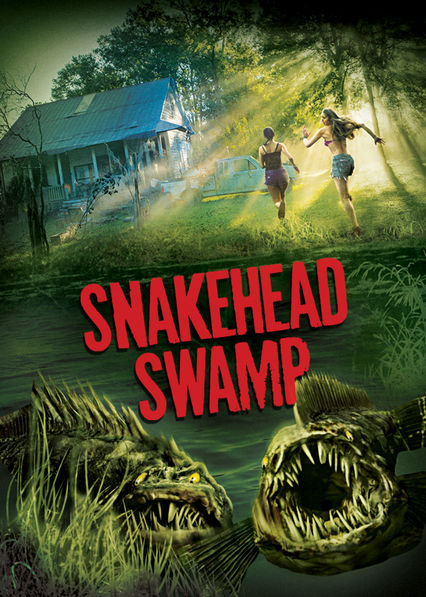 Snakehead Swamp on Netflix UK