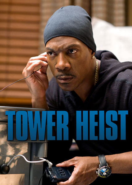 Tower Heist on Netflix UK