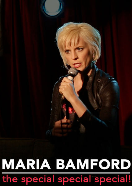Maria Bamford: The Special Special Special on Netflix UK