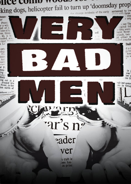 Very Bad Men on Netflix UK