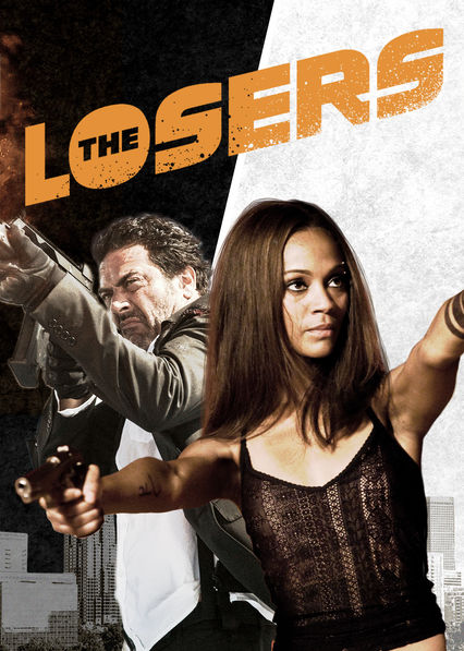 The Losers on Netflix UK